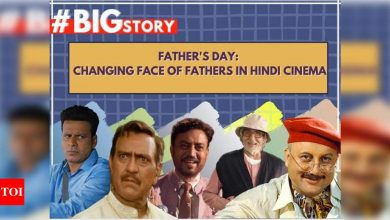#BigStory! Changing face of fathers in Hindi cinema - Times of India