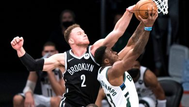 Blake Griffin gets double-double in Nets' win
