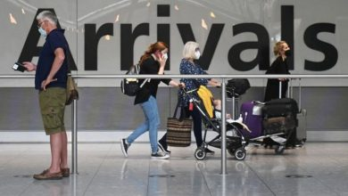 Britons could avoid quarantine with daily tests but Government warns of 'travel delays'