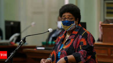 California task force launches slave reparations task force - Times of India