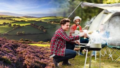 Camping holidays: Britons warned 'barbecues are a big no' ahead of weekend sunshine