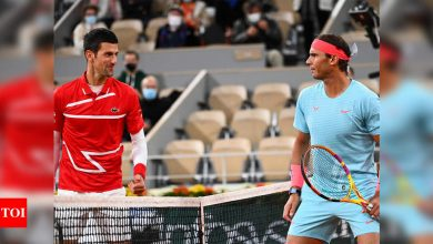 Chapter 58 for Novak Djokovic, Rafael Nadal at French Open | Tennis News - Times of India