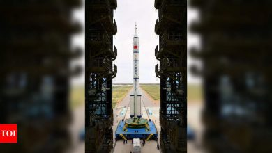 China ready to launch first crew to new space station - Times of India