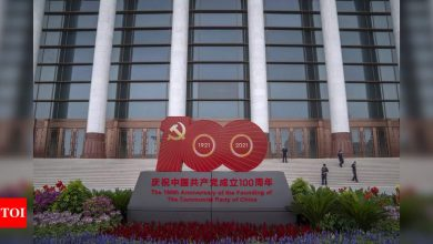 China's ruling party censors its past as centenary nears - Times of India