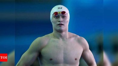 Chinese swimmer Sun's doping ban reduced to four years, but will miss Tokyo Olympics | More sports News - Times of India