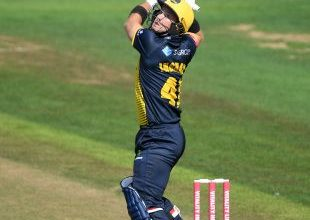 Colin Ingram 75 from 48 sets up Glamorgan as Middlesex stay bottom of South Group