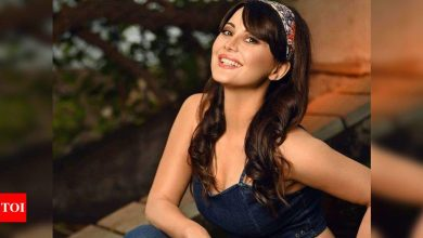Currently, I am in a happy relationship with a lovely person: Minissha Lamba - Times of India