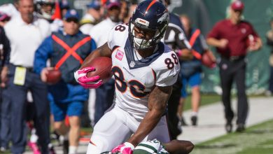 Demaryius Thomas retires a Bronco: 'I'm done and I did well'