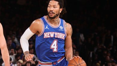 Derrick Rose's Knicks future unclear after grueling playoff