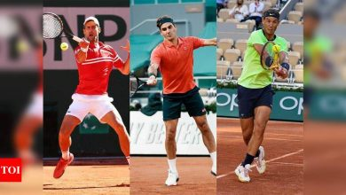 Djokovic, Federer, Nadal: Who's the greatest of them all? | Tennis News - Times of India