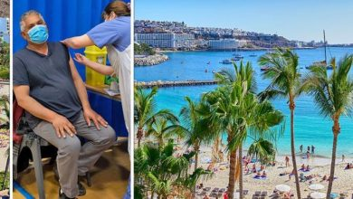 Double-jabbed Britons allowed quarantine-free travel to Canaries from July - travel chiefs
