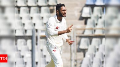 EXCLUSIVE: Zaheer Khan fan Arzan Nagwaswalla wants to be ready for any situation on tour of England   Cricket News - Times of India