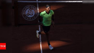 Empty stands set to spoil birthday boy Rafael Nadal's party at French Open | Tennis News - Times of India