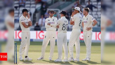 England team fined 40 per cent match fee for slow over-rate | Cricket News - Times of India