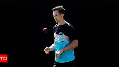 England will cope with social media storm: Trent Boult | Cricket News - Times of India