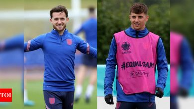 Euro 2020: Self-isolating Chilwell, Mount ruled out of England's game with Czech Republic | Football News - Times of India
