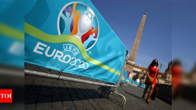 Euro 2020 finally set for lift-off under Covid cloud | Football News - Times of India