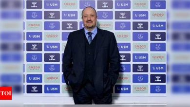 Everton hire former Liverpool boss Benitez as new manager | Football News - Times of India