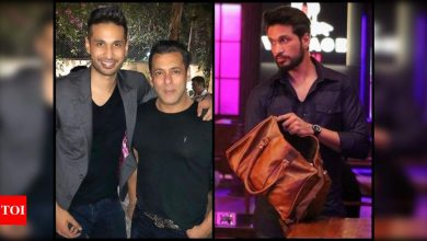 Exclusive! 'Radhe' actor Arjun Kanungo on doing a music video with Salman Khan: He has agreed to do one if there's a nice song - Times of India