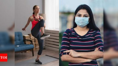 Exercising more than 150 minutes/week linked to lower chance of COVID infection: Study - Times of India