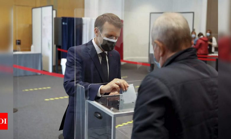 Explainer: Why do France's regional elections matter? Look ahead - Times of India