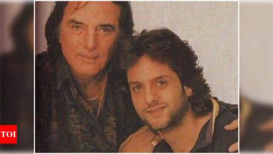 Fardeen Khan on Papa Feroz Khan: Today on Father's Day, I miss him more than usual- Exclusive! - Times of India