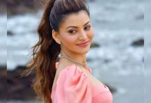 Father's Day 2021! Urvashi Rautela: I hope I can find a man like my dad - Times of India