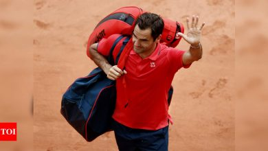Federer set for French Open pullout and end four-decade Paris stretch | Tennis News - Times of India