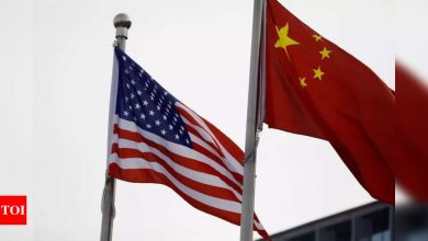 Five Chinese scientists face US visa fraud charges - Times of India