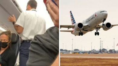 Flight attendant harassed by passengers breaking mask policy - 'it is disgusting'