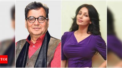 """Fllora Saini on Subhash Ghai's '36, Farmhouse': """"Subhashi ji couldn't decide which role to cast me in"""" - Exclusive! - Times of India"""