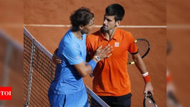 French Open: Let battle commence, says Djokovic ahead of Nadal showdown | Tennis News - Times of India