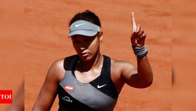 French Open: Osaka crisis throws light on stars' mental health and media 'voyeurism'   Tennis News - Times of India