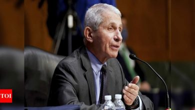 GOP sees opening to revive attacks on Fauci in email trove - Times of India