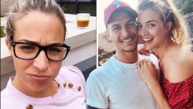 Gemma Atkinson shares frustrations about Strictly fiance Gorka Marquez: 'Leave me alone'