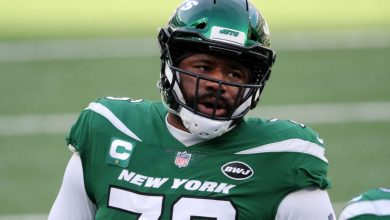 George Fant could still play vital role despite losing starting tackle job