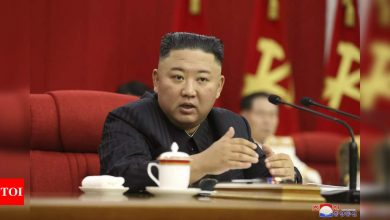 'Great crisis': Kim berates North Korean officials for 'crucial' virus lapse - Times of India