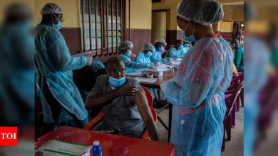 Guinea declares end to latest Ebola outbreak that killed 12 - Times of India