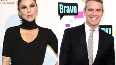 """Heather Dubrow Shares Initial Reaction When Asked Back to RHOC, Says She Hopes to Be More """"Successful"""" This Time as Andy Cohen Dishes on Why It"""