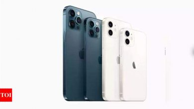 Here's another 'proof' of iPhone 12 series' popularity - Times of India