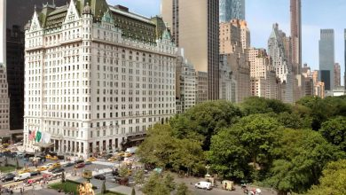 Here's what's new at NYC's freshly reopened 5-star hotels