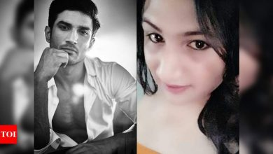 I always had feelings for Sushant but couldn't express them to him: Mahika Sharma - Times of India