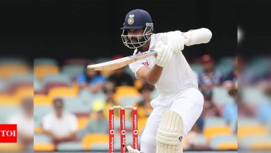 I have reached here because of criticism: Ajinkya Rahane   Cricket News - Times of India