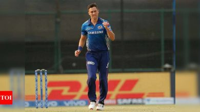 IPL 2021: Will look forward to finish campaign if I get a chance, says Trent Boult | Cricket News - Times of India