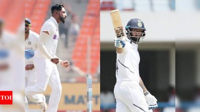 India vs England: Smarting India think tank planning slew of changes for five-match series against England   Cricket News - Times of India