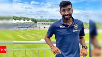 Indian cricket teams touch base in Southampton | Cricket News - Times of India