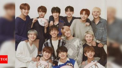Indian fans send love to SEVENTEEN on their sixth anniversary - Times of India