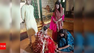 Inside pictures from Yami Gautam and Aditya Dhar's private wedding - Times of India