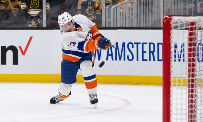 Islanders' Mat Barzal isn't 'consumed' by lack of production