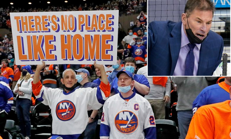 Islanders fans will make Bruce Cassidy pay for big mistake